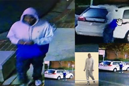 Antioch Police Suspect