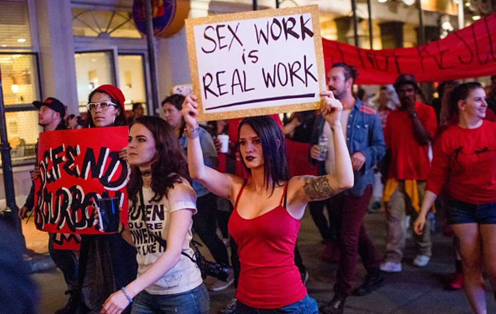 Sex Work Is Real Work IRS Tax Evasion