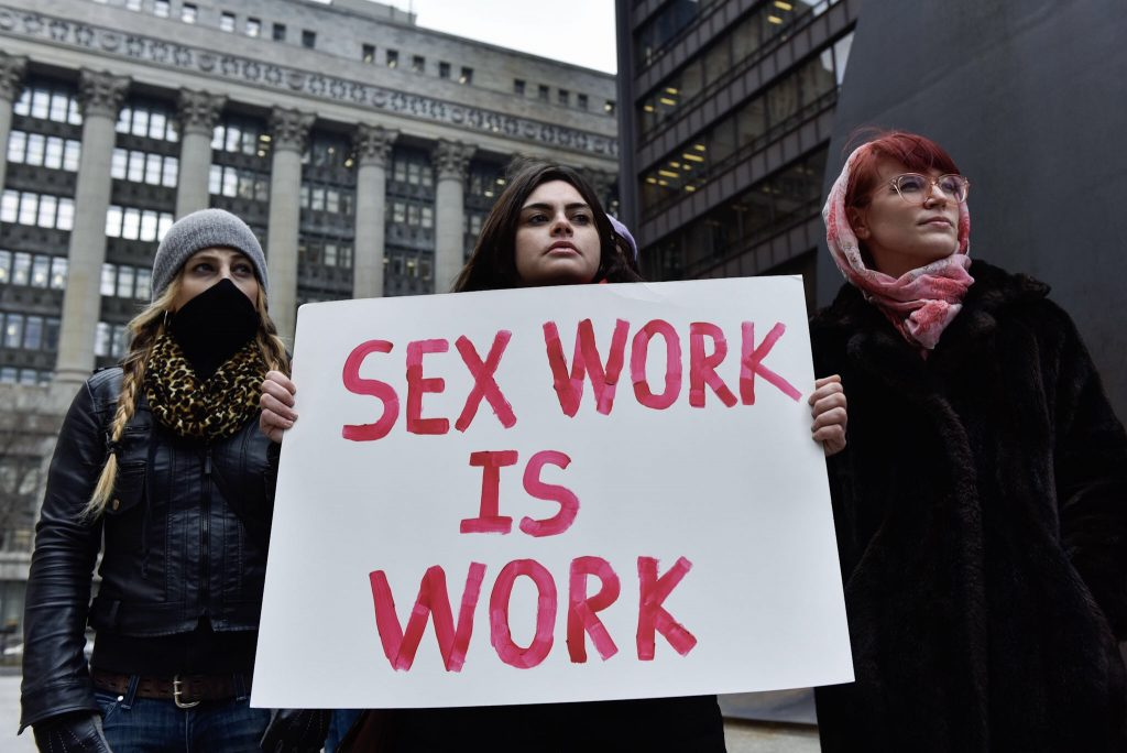 Sex Workers Reported To CPS