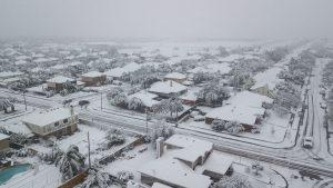 snow in houston texas