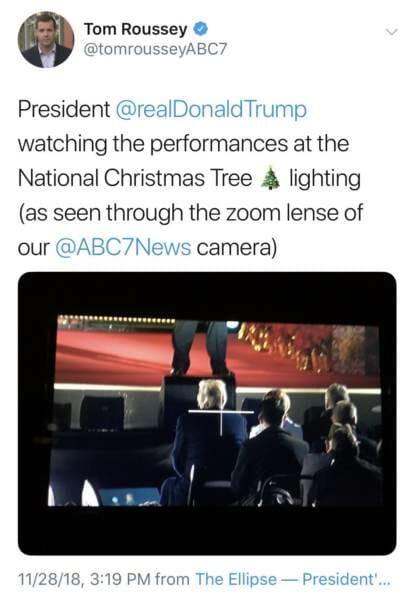 Tom Roussey WJLA-TV Trump Crosshairs