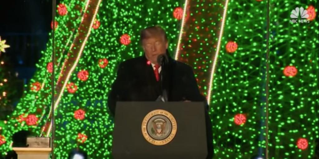 Trump Laser Dot 1