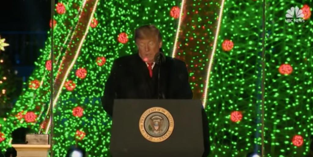 Trump Laser Dot 4
