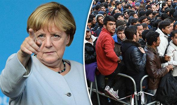 Angela Merkel UN Migrant Compact