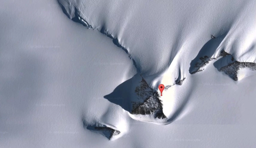 Antarctica Pyramids 1