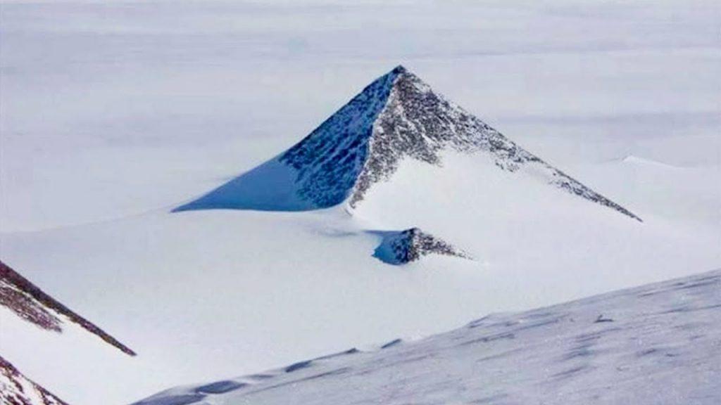 Antarctica Pyramids 2