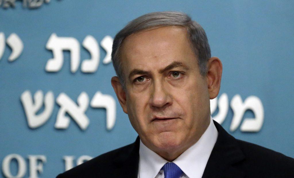 Benjamin Netanyahu Threatens Trump
