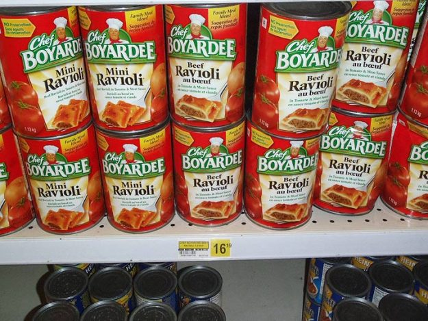 Canada Chef Boyardee Price