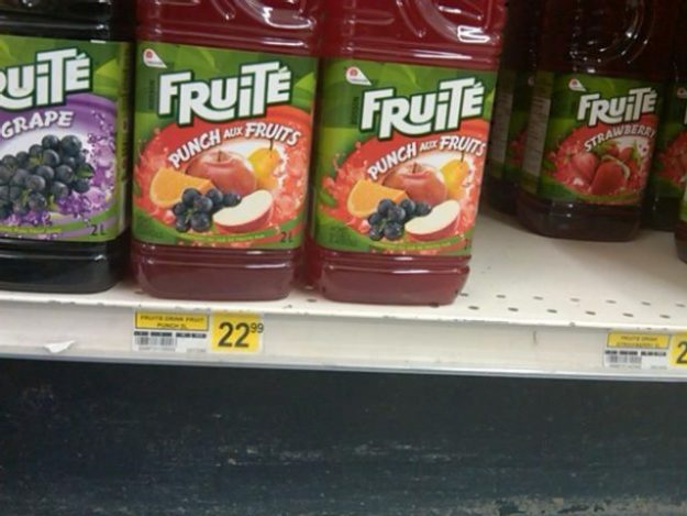 Canada Fruit Punch Price