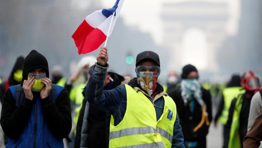 George Soros Yellow Vest Protests