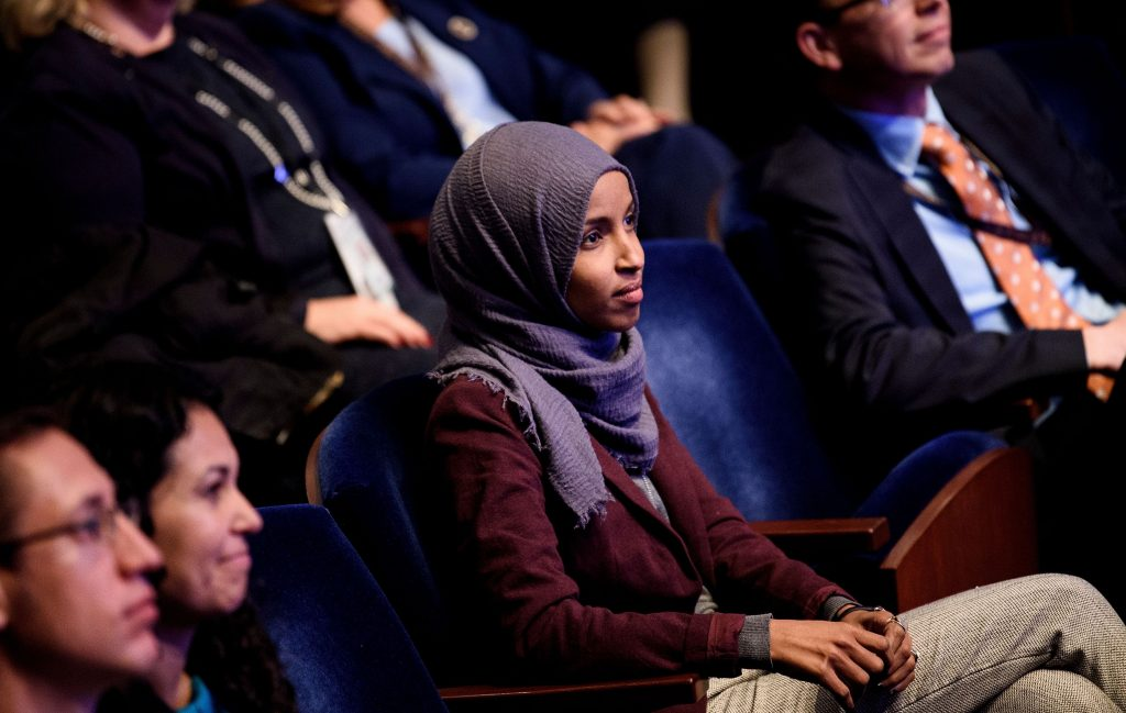 Ilhan Omar Mocks Mike Pences Religion