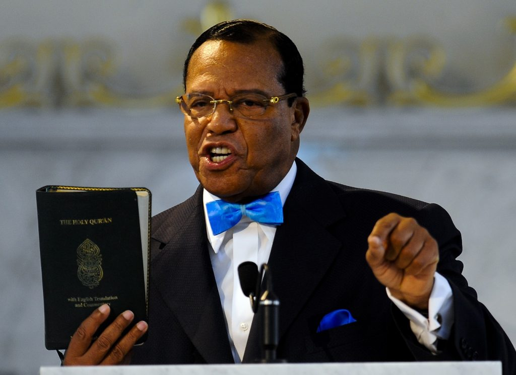 Louis Farrakhan Nation Of Islam Federal Funds