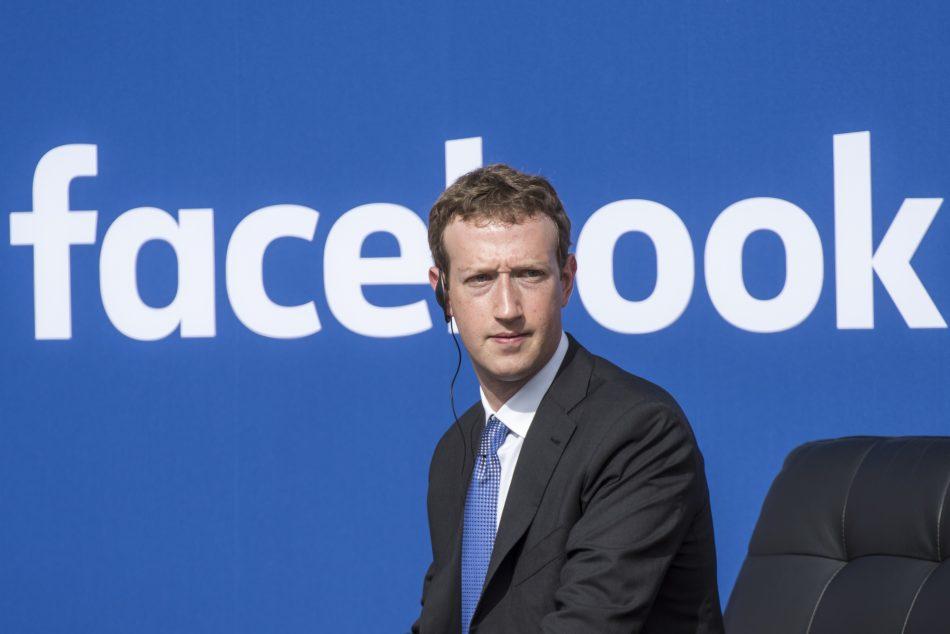 Mark Zuckerberg Facebook Altered DNA