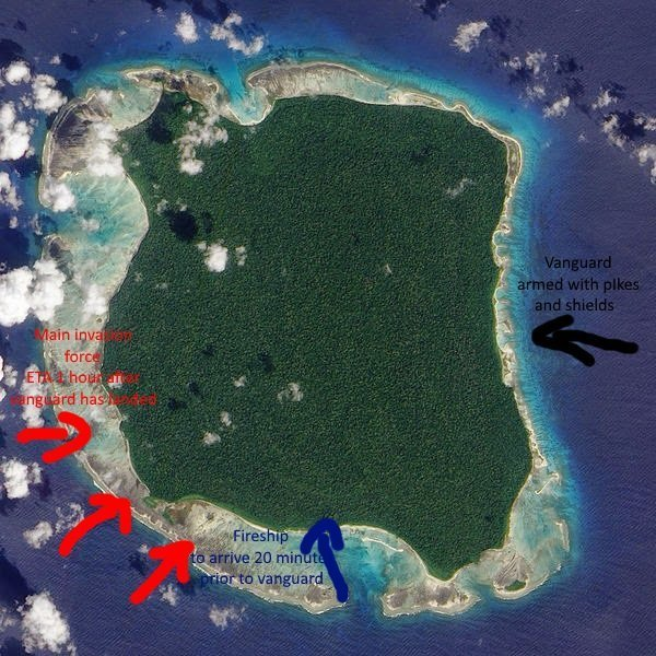 North Sentinel Island Invasion 1