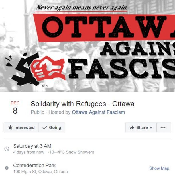 Ottawa Against Fascism 2