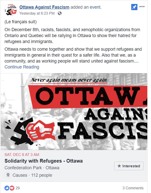 Ottawa Against Fascism