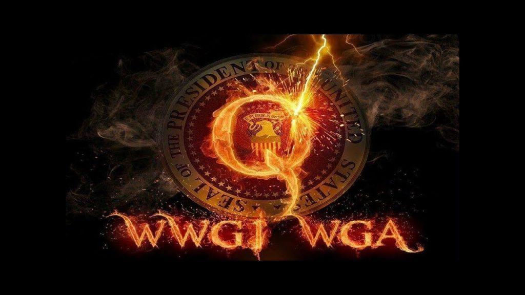 QAnon WWG1WGA