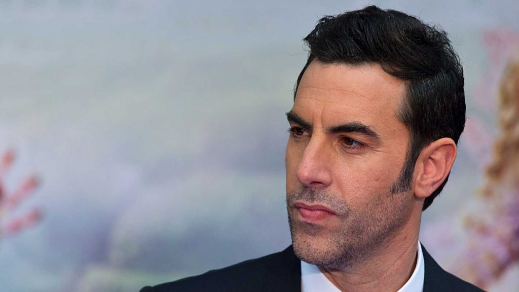 Sacha Baron Cohen Reveals Pedo Ring In Las Vegas