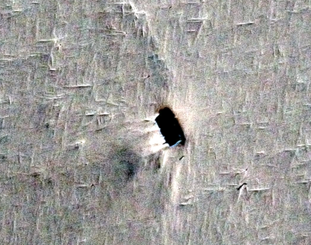 Strange Structures Found In Antarctica 7