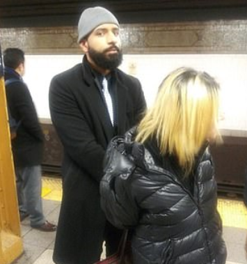 Subway Rider Citizens Arrest