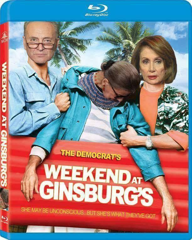 The Democrats Weekend At Ginsburgs