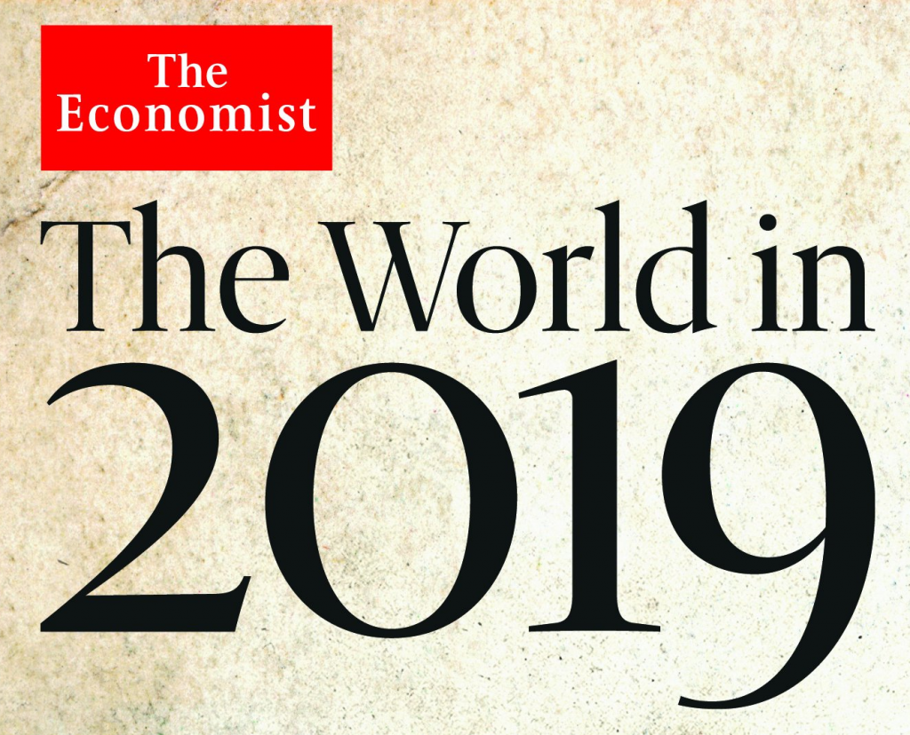 The Economist World In 2019 2