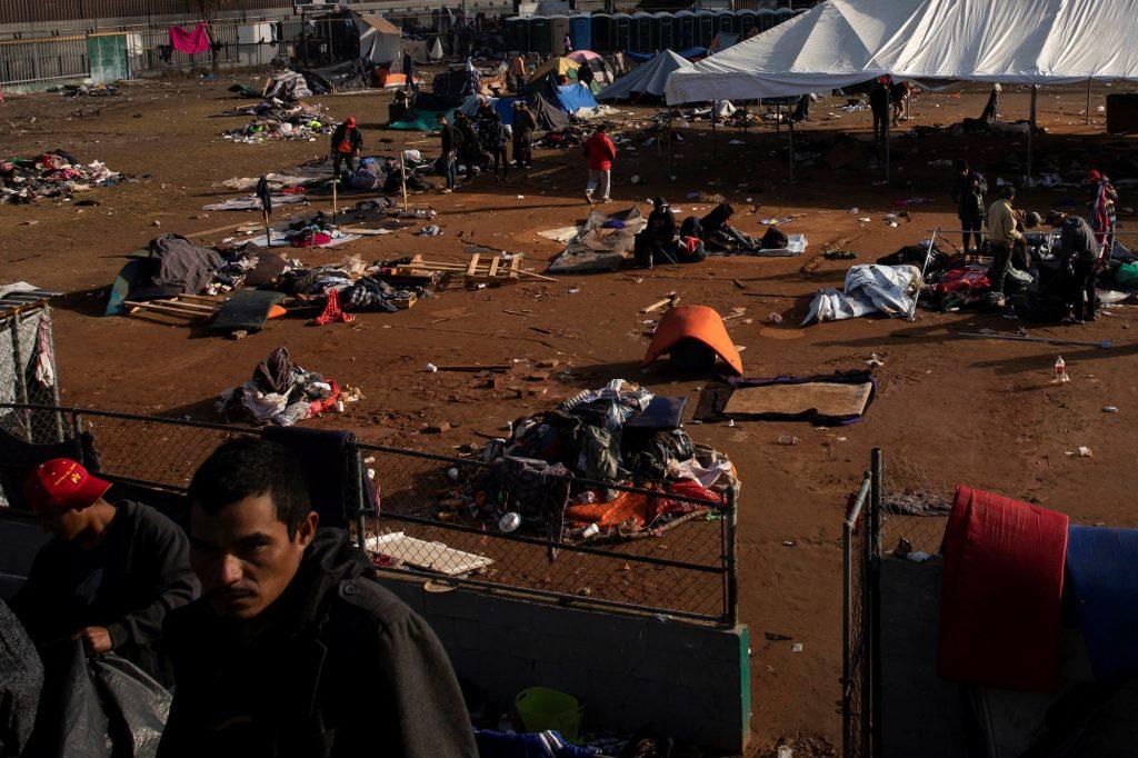 Tijuana Shuts Down Migrant Shelter