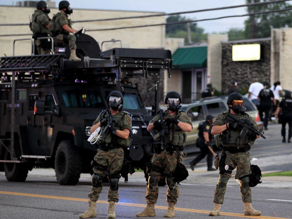 US Martial Law