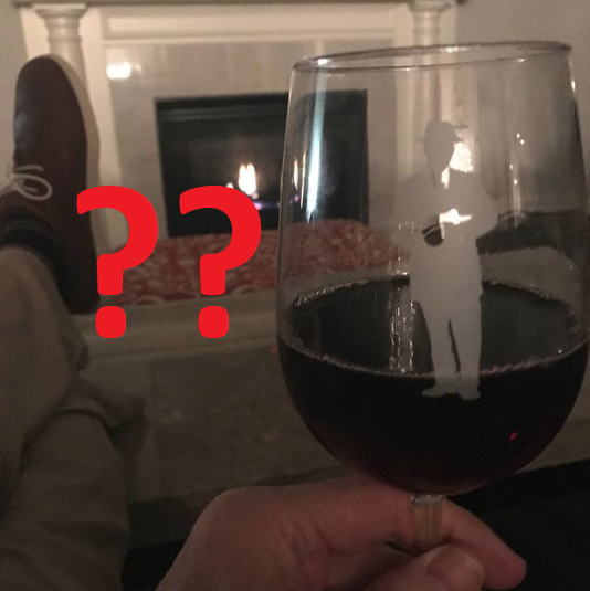 James Comey Instagram Toasting Fond Memories