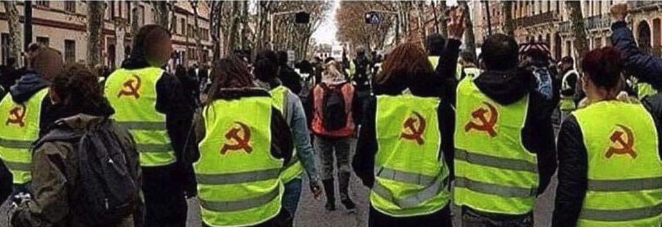 Yellow Vest Communists 2