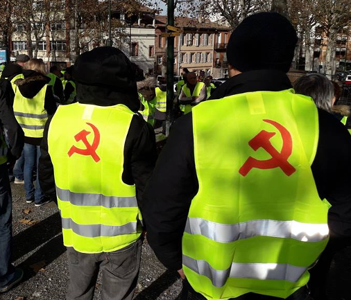 Yellow Vest Communists