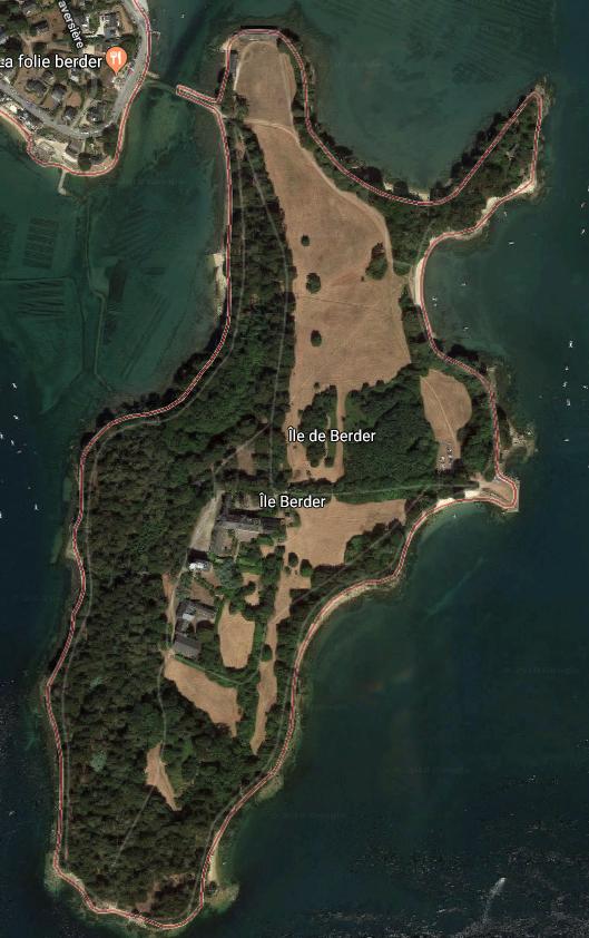 Berder Island 2