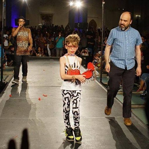 Desmond Napoles Fashion Show