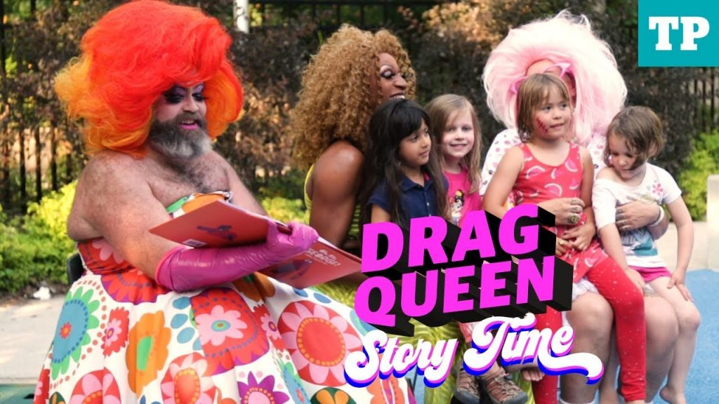Drag Queen Story Time 2