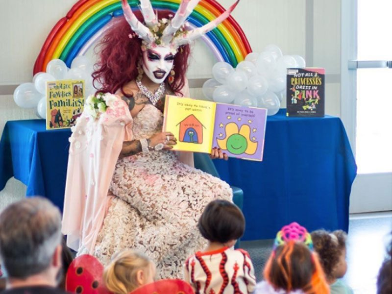 Drag Queen Story Time 3