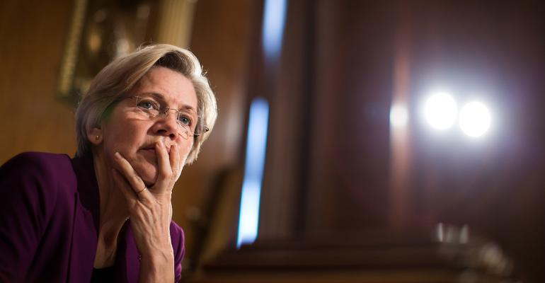 Elizabeth Warren Secret Slush Fund Corruption
