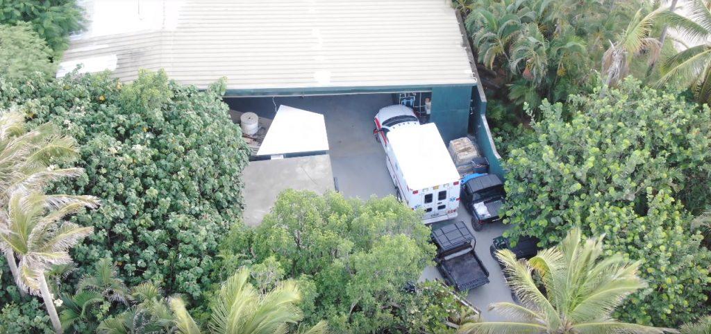 Epstein Island Ambulance