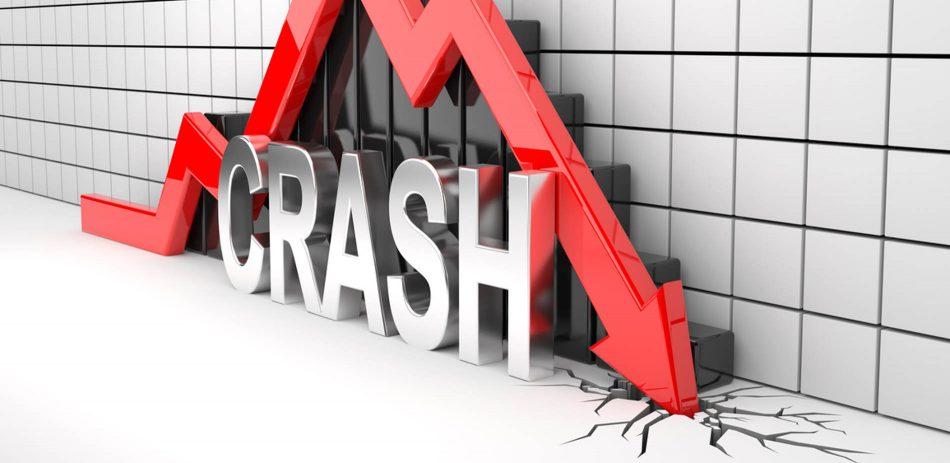 Euro Crashes