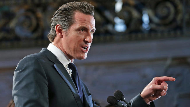 Gavin Newsom Sues Huntington Beach Over Lack Of Low Income Housing