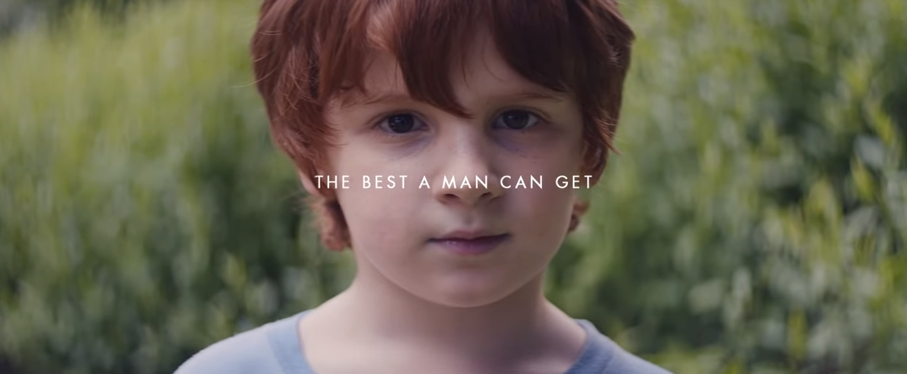 Gillette Grooming Next Generation Of Men