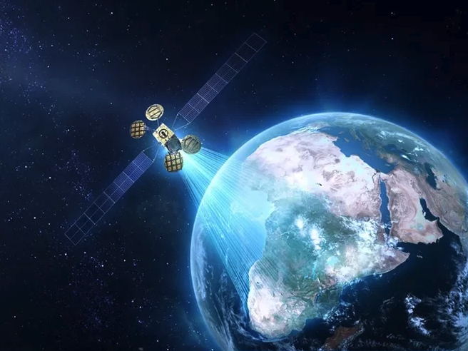 Hacker Broadcasts Message To Earth Through Satellite
