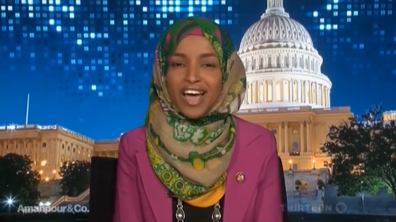 Ilhan Omar Defends Antisemitic Tweet