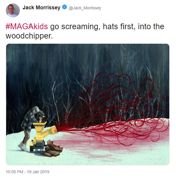 Jack Morrissey MAGA Kids