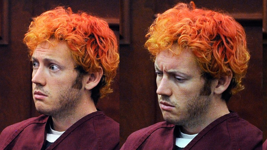 James Holmes Aurora Movie Theater Shooter
