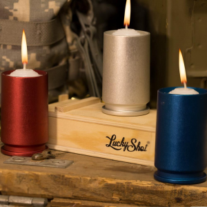 Lucky Shot 30MM Candle Set