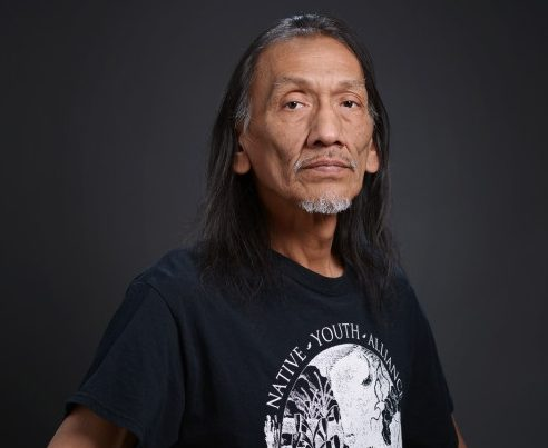 Nathan Phillips USMC Vietnam Veteran Doubts