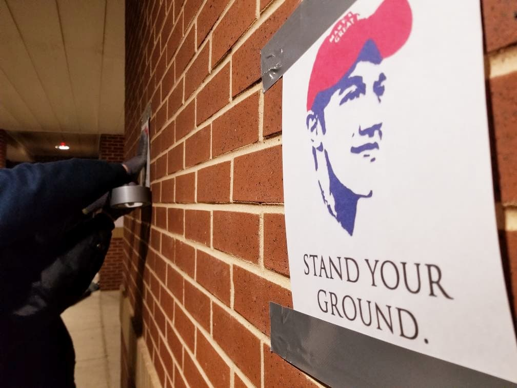 Operation Stand Your Ground School