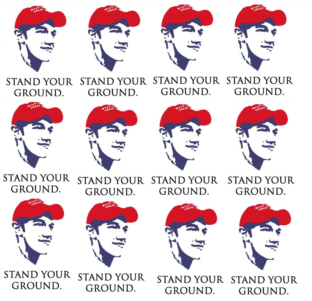 Operation Stand Your Ground Stickers 1