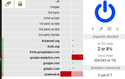 Poweradai Tracking Script
