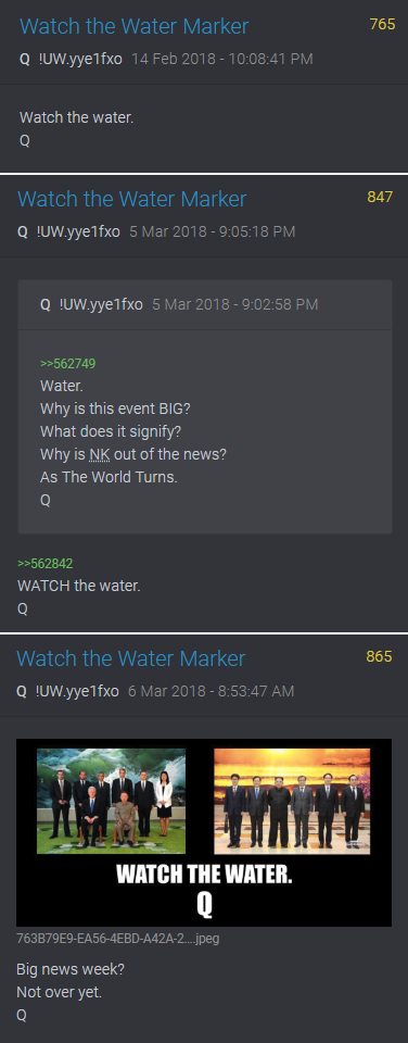 Q Watch The Water